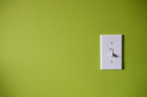Small Light switch