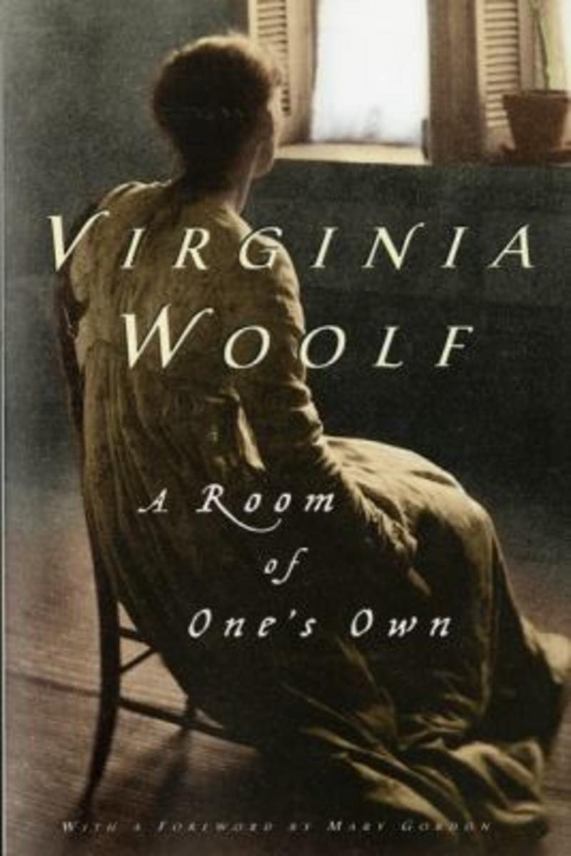A Room Of One S Own By Virginia Woolf Quote
